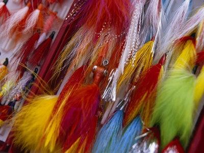 fishing lure art