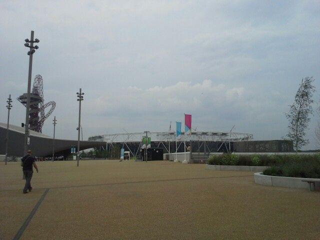 Olympisch stadion stratford