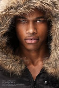 face: Beautiful People Of The World, Black Men, Fur Coats, Pretty Eye, Stunning Eye, Beautiful Male Faces, Lips, Beautiful Faces, Beautiful Eye