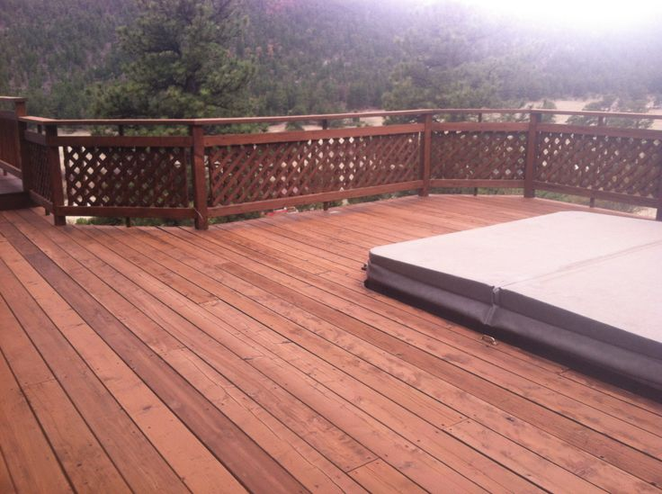 cabot deck stain in semi solid new redwood best deck stains