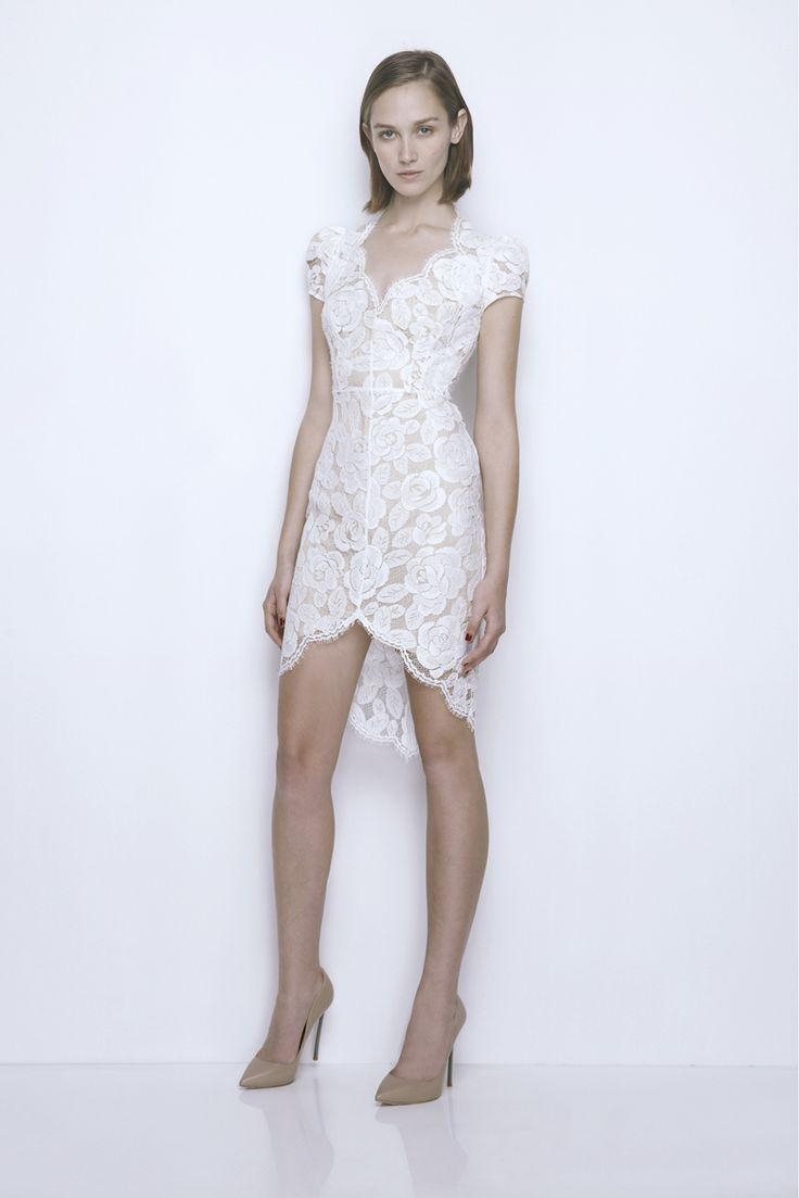 'Rosebud' Fitted Dress. Only available from our Sydney Flagship Boutique. Email strand@loverthelabel.com