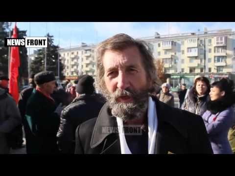 Житель Луганска 24 года жил на Украине с паспортом СССР!