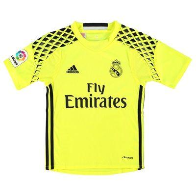 Real Madrid Away Goalkeeper Shirt 2016-17 - Kids: Real Madrid Away Goalkeeper Shirt 2016-17 - Kids Become… #RealMadridShop #RealMadridStore