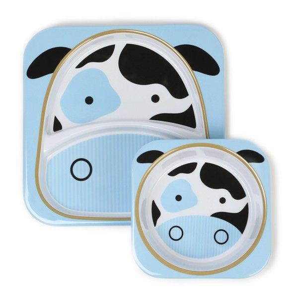 Let Mealtimes Become An Adventure With This Adorable Cow