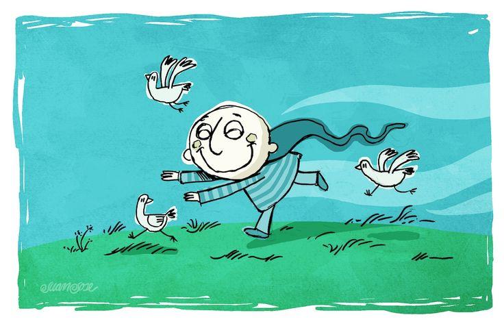 ... hay muchas formas de volar, cual es la tuya? ...