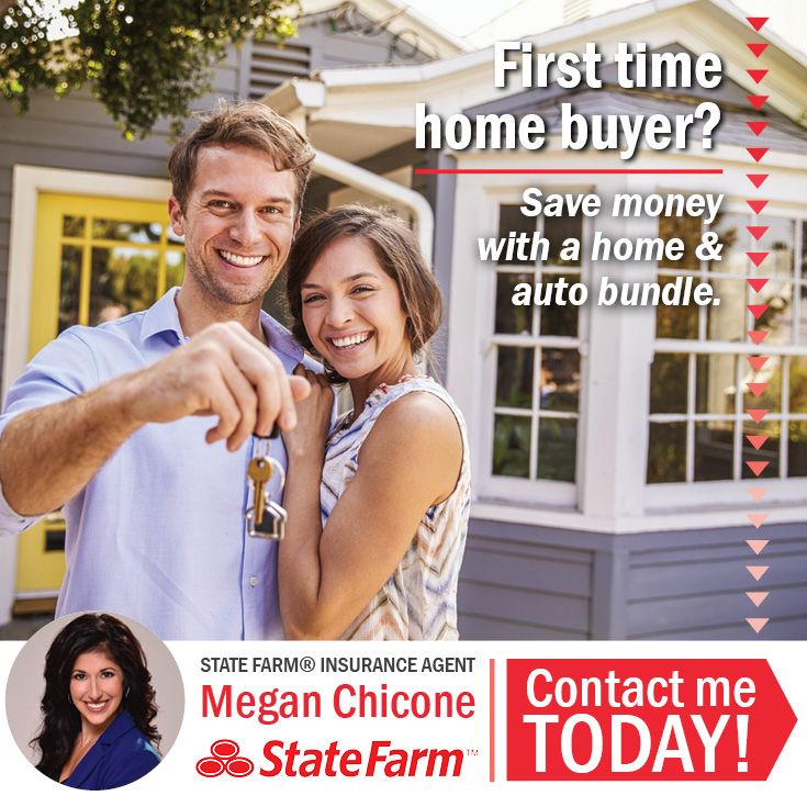 Megan chicone with state farm state farm insurance