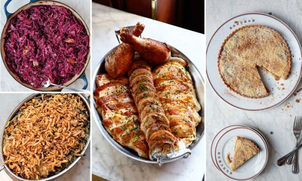Menu: Thomas Keller's Thanksgiving Feast