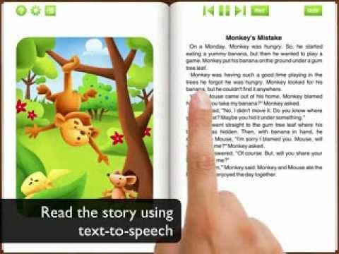 StoryPals- new story comprehension app for Ipad. From Eric Sailers SLP.Pinned by  SOS Inc. Resources.  Follow all our boards at http://pinterest.com/sostherapy  for therapy   resources.