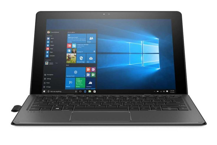 HP Pro x2 612 G2 Windows 10 2-in-1 tablet PC announced