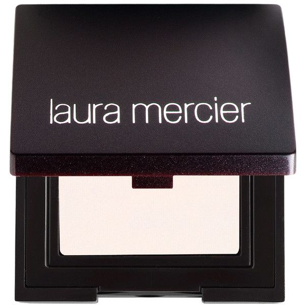 Laura Mercier Matte Eye Colour in Morning Dew (84 BRL) ❤ liked on Polyvore featuring beauty products, makeup, eye makeup, eyeshadow, laura mercier eye shadow, laura mercier, laura mercier eye makeup, palette eyeshadow and laura mercier eyeshadow