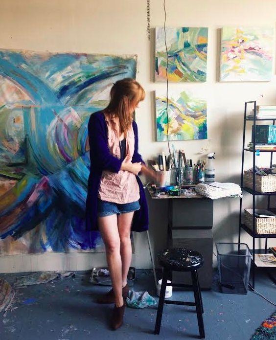 JENNY VORWALLER - STUDIO 202 ARTIST SPOTLIGHT
