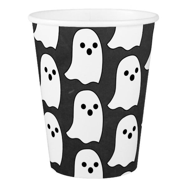 Boo On Halloween Booze And Boo Party Cups #halloween #holiday #drinkware #party #cups