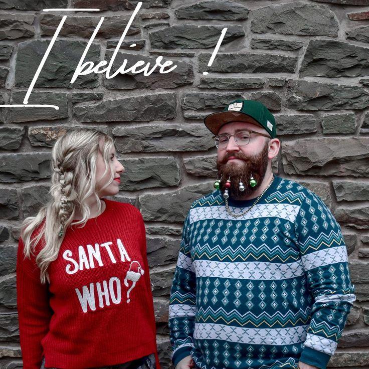Bart Frisur für IHN und geflochtene Haare für SIE zu Weihnachten - wenn Ihr Wissen wollt wie, klickt auf das Bild. Ganz einfache Frisur zum nachmachen, Frisuren, Flechtfrisuren, DIY, Frisuren zum selbermachen, Frisuren Anleitung, Weihnachtsfrisuren, lange Haare, mittellange Haare, Zopf, flechtzopf, geflochtene Haare, Haare flechten ganz einfach, 4 Stränge Zopf, weihnachtliche Bart Frisur, Haare für weihnachten