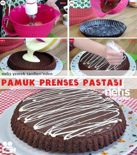 Pamuk Prenses Pastası Nasıl Yapılır