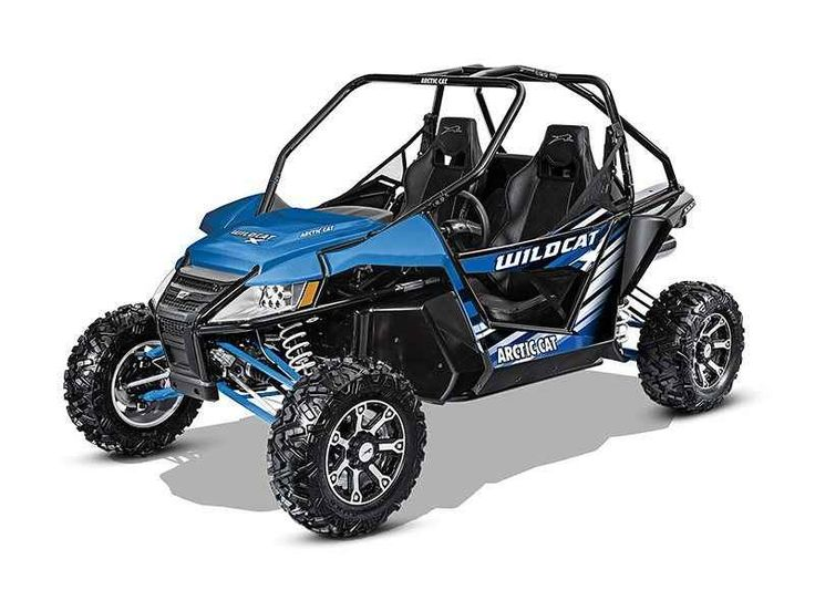 New 2016 Arctic Cat Wildcat™ X ATVs For Sale in California. The minimum operator age of this vehicle is 16 with a valid driver's license. Dimensions: - Wheelbase: 95 in. (241.3 cm) Operational: - Shocks: JRi ECX-1 compression adjustable shocks