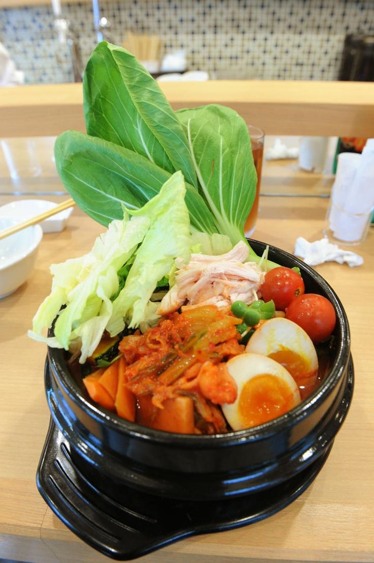 vegetable noodle, too much vegetables