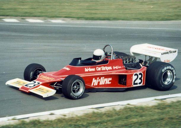 1978 Geoff Lees, Ensign N177,