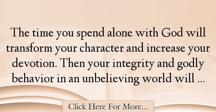 Charles Stanley Quotes About Alone - 1143