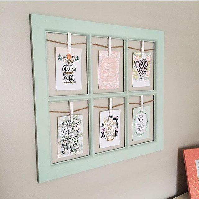 Check Out How Is Displaying My Prints In Her Little Girls Nursery! I  Absolutely Love All The Different Ways You Can Hang Scripture On Your Walls!