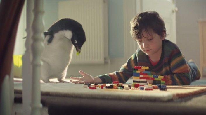 John Lewis y el anuncio de estas navidades: Monty the Penguin