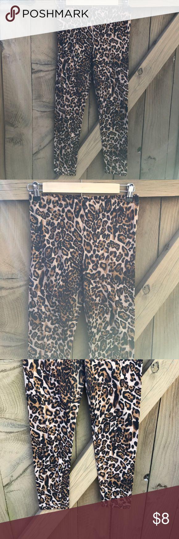 Size M Rue 21 cheetah print leggings Size M Rue 21 cheetah print leggings Rue 21 Pants Leggings