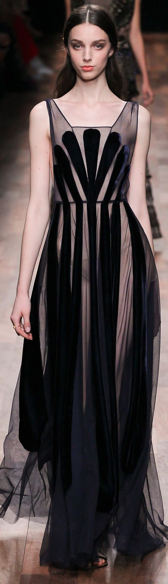 Valentino Spring 2015   The House of Beccaria~                                                                                                                                                     More