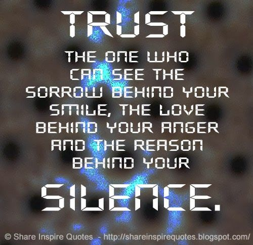 Smile And Silence Quotes
