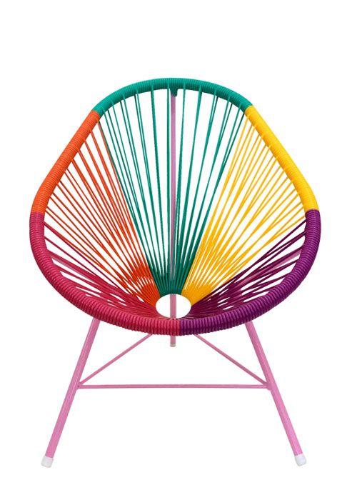 Acapulco baby muebles y accesorios pinterest sillas for Sillas para jardin de herreria