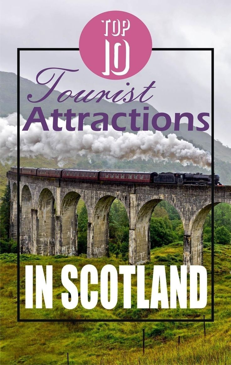 Here are 10 most popular tourist attractions in Scotland that brings millions of…