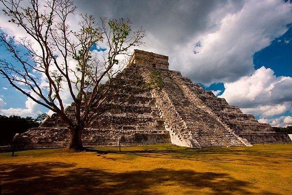 Город Чичен-Ица, Мексика