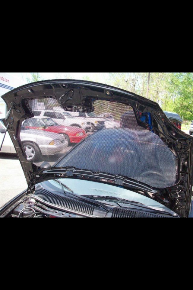 2005 Dodge Neon SRT-4 This car was built for SEMA and featured and is still brand new and features this mesh hood