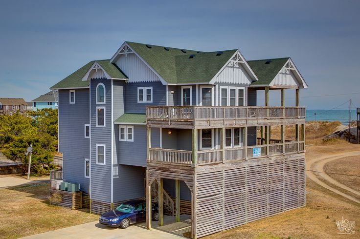 Outer Banks Vacation Rentals Rodanthe Vacation Rentals At The End Of The Rainbow 514 7