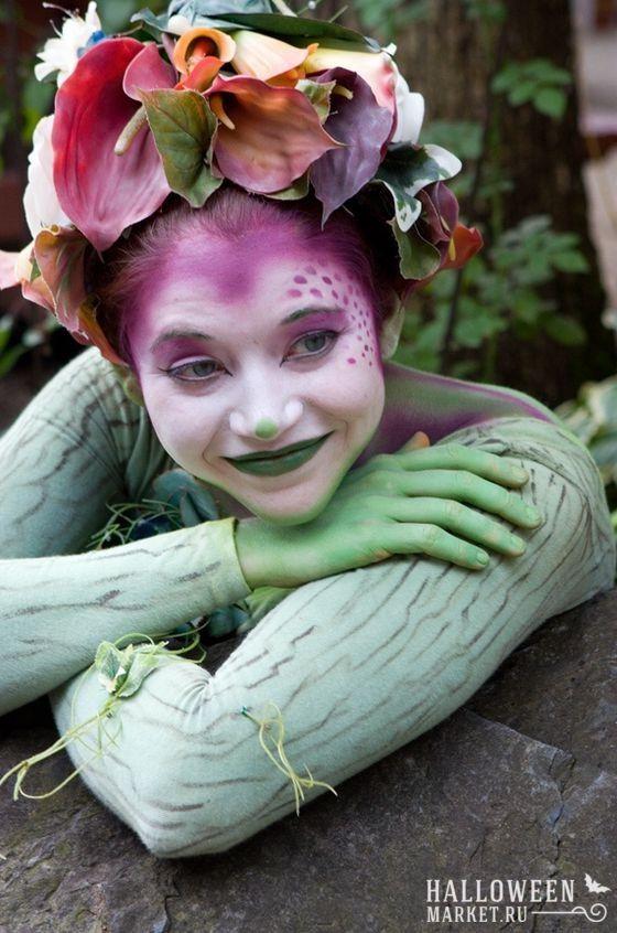 #fairy #makeup #costume #halloweenmarket #halloween  #костюм #образ #фея Костюм феи на хэллоуин (фото)