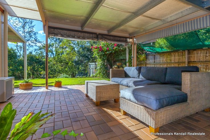 AFFORDABLE LIVING on Canungra Creek  34 Riverbend Drive, Canungra, Queensland   Located in a quiet cul de sac. This home has open plan living and dining areas. A paved undercover entertainment area with bushland views. Access to Canungra Creek via a terraced veggie patch. http://bit.ly/1IGi6tG