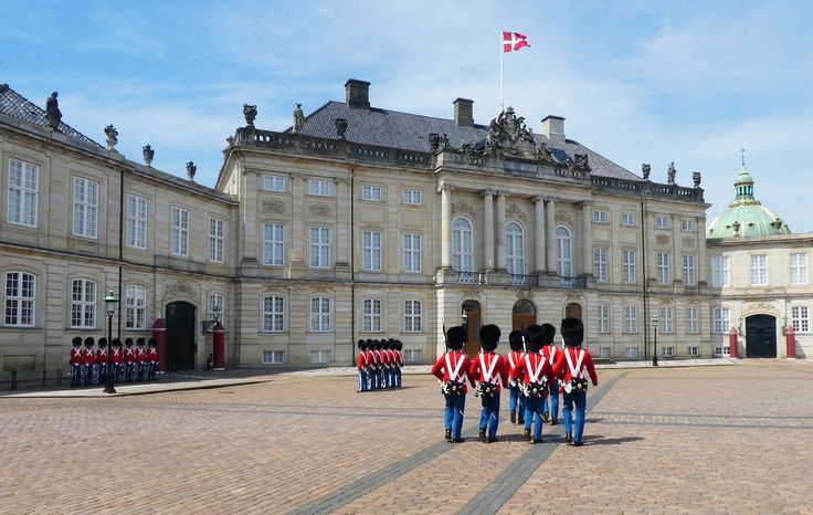 Changing of Guards, Copenhagen