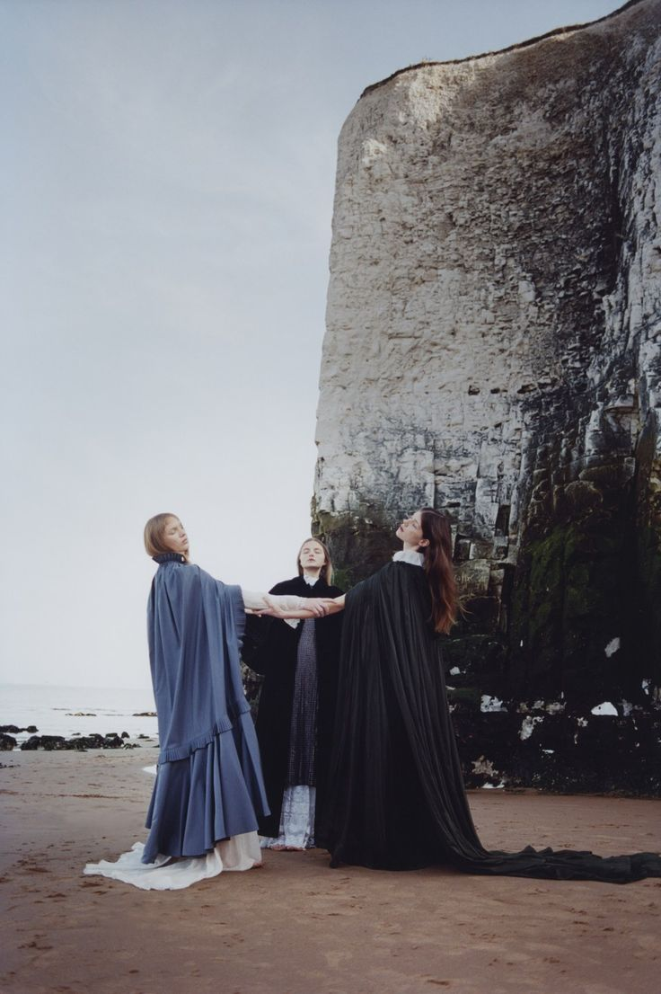 from obscure to demure — Jess P-W, Jessica Georgia Burley and Georgie...
