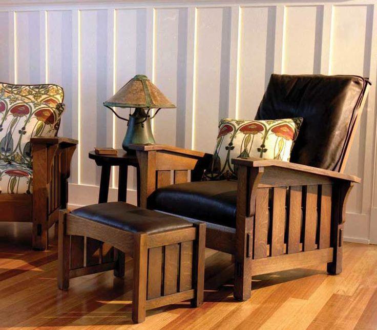 chair/footstool combo