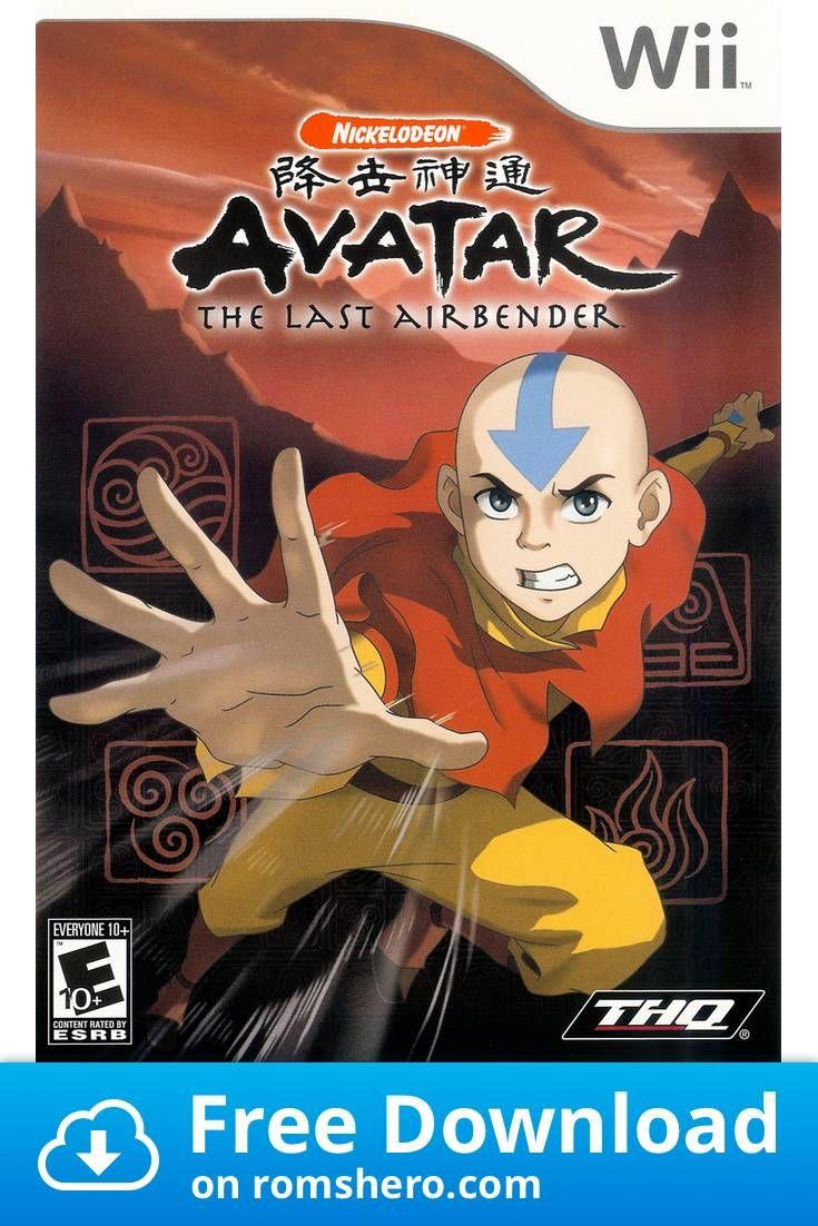Download Avatar The Last Airbender Nintendo Wii (WII