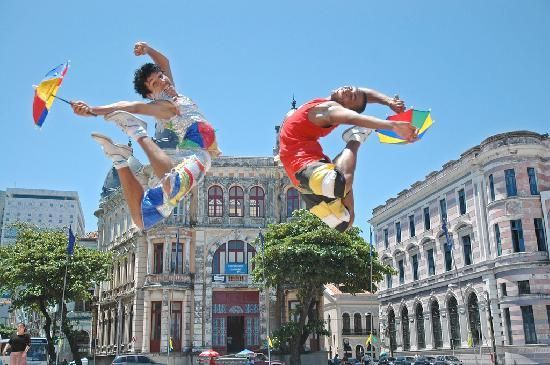 Frevo - Recife Antigo