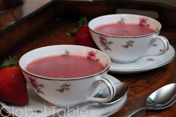Strawberry Puree - Belarus - Global Table Adventure