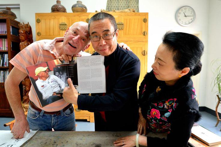 胡永凱 , HU YONGKAI , Foto Andrej Palacko