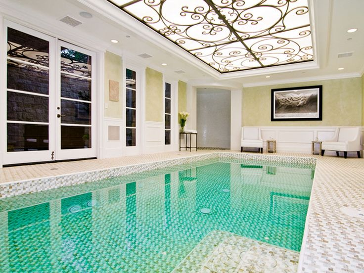 Luxury Homes With Indoor Pools 131 best indoor pools images on pinterest | architecture, indoor