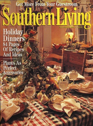 154 best images about southern living magazine covers on for Non traditional thanksgiving dinner ideas