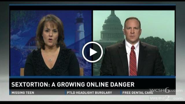 Digital Danger: #Sextortion