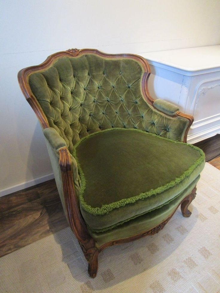 Antiker Sessel Chippendale Armlehnsessel im Barock Stil