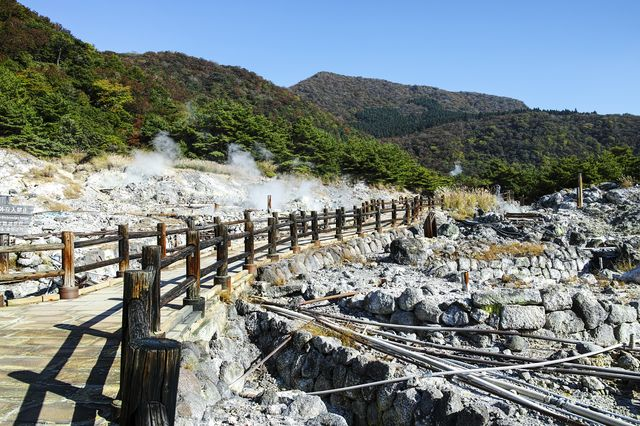 We present you a selection of 10 famous hot springs that you should absolutely visit when you come to the Kyushu region, which has the most natural resources and number of hot springs in Japan.