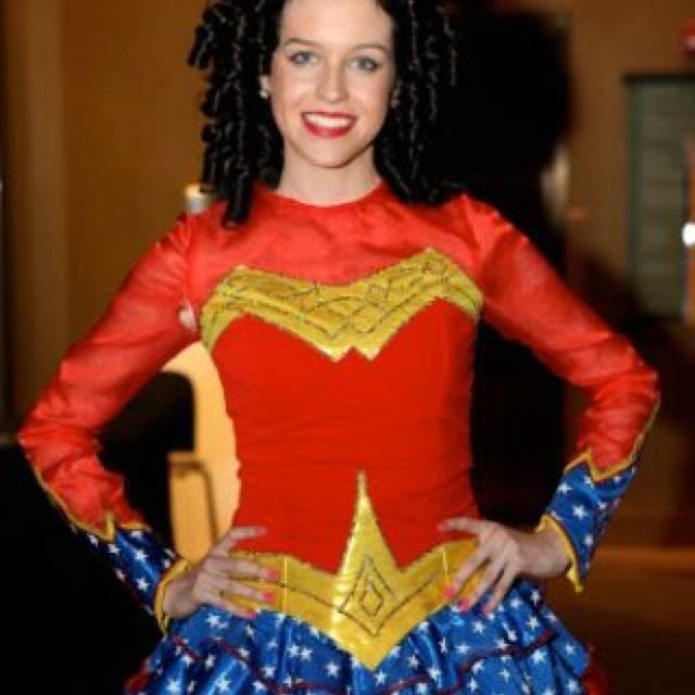 how awesome would this irish dance dress be - Irish Dancer Halloween Costume