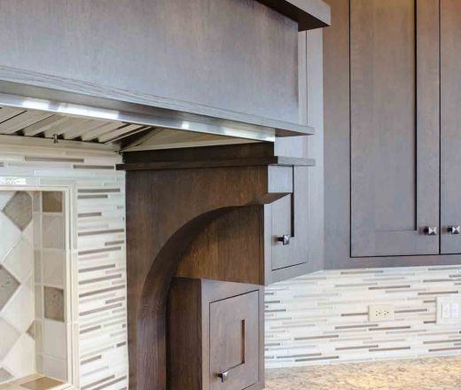 Prairie Style Kitchen Cabinets: 65 Best Images About Gray Stained Wood On Pinterest