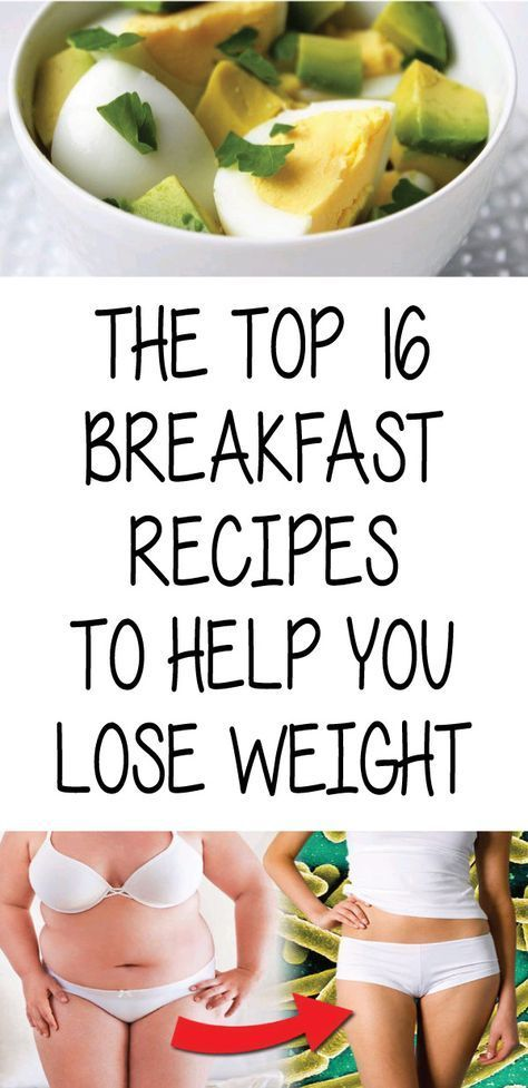 The Best 16 Breakfast Recipes That Can Help You Lose Weight – Power of Natural…