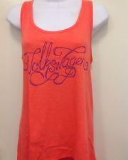 Orange Crochet back festival tank with Volkswagen script logo. http://www.ebay.com/itm/Volkswagen-Script-Logo-Crochet-Back-Festival-Tank-/132005422216?var=&hash=item1ebc22e488:m:mLdiDcrT2Zv3kaPBWI0rK-g
